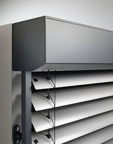 Rollladen Eigenschaften und Merkmale - Aufsatzrollladen Nahaufnahme