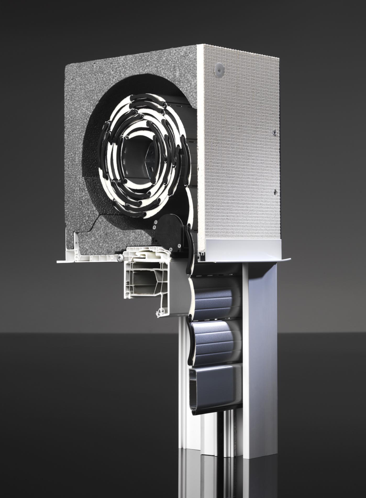 Enext RG/RO Rollladensystem - Aufsatzrollladen