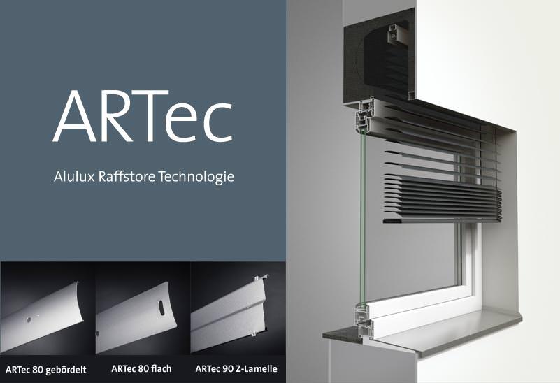 ARTec Aluminium Raffstore