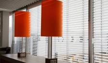 Alulux Aluminium Raffstore Design - Innenansicht