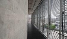 Alulux Raffstore Design - Innenansicht