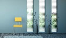 Raffstore Design - Innenansicht