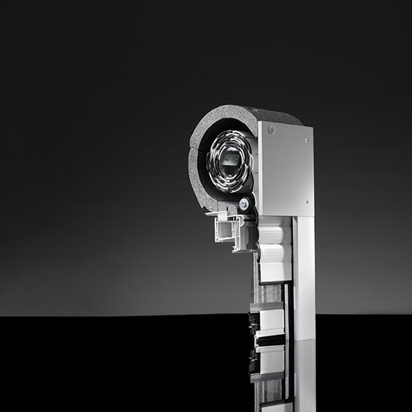 Renext Rollladensystem - Aufsatzrollladen