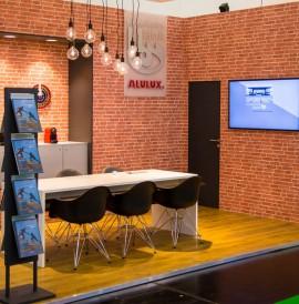 Alulux Frontale 2014 Ausstellung