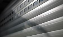 Alulux Garagentor Deckenlauftor Detolux Nahaufnahme