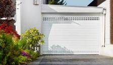 Garagentor Deckenlauftor Detolux Frontansicht