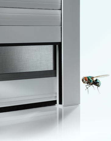 Rollladen Ausstattung - Insektenschutz