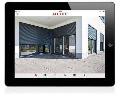 alulux-easy-app