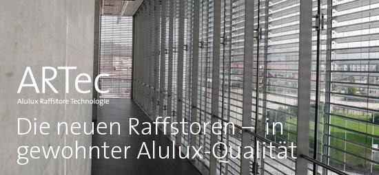 ARTec Raffstore von Alulux